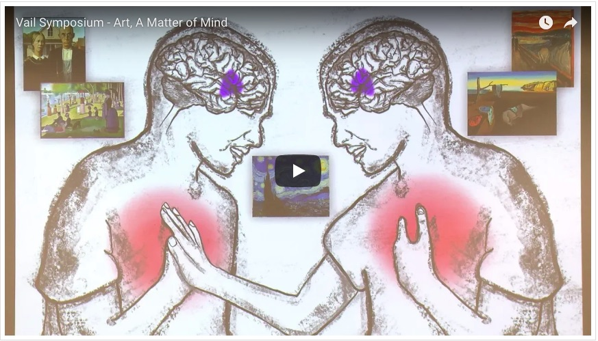 "Video of ""Art, a Matter of Mind"" Presentation at the Vail Symposium"
